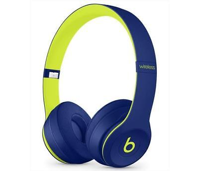 Cuffie Bluetooth BEATS BY DR.DRE - Solo 3 Wireless Indaco Pop