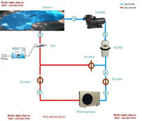 SWIMMING POOLS: OPENNINGS + LINERS + EQUIPMENTS + AND PLUS