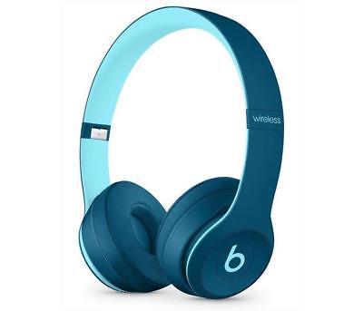 Cuffie Bluetooth BEATS BY DR.DRE - Solo 3 Wireless Azzurro Pop