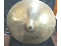 """Stagg Hand Made 18"""" Crash cymbal"""