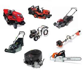 Lawnmower/Garden Machinery Service and Repairs