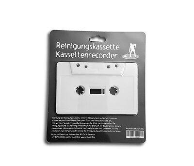 Reinigungskassette Kassettenrecorder