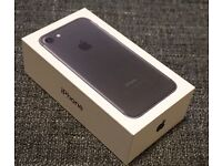 iPhone 7 brand new sealed