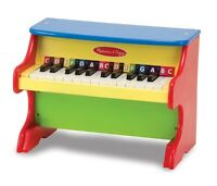 Looking for Melissa and Doug Piano
