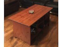 Coffee table £30