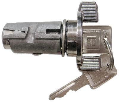 NEW BUICK CADILLAC GM OEM IGNITION SWITCH LOCK CYLINDER W/2 LOGO KEYS 701398