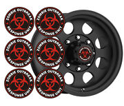 Wheel Center Decals