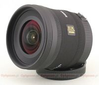 Sigma for Canon 4.5mm EX 2.8 Circular Fisheye
