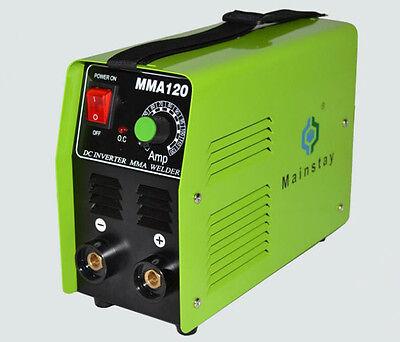 Ce Mma-120t Igbt Inverter Dc Mma Welding Machine Welder 110v220v