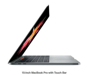 BNIB SEALED MACBOOK PRO 15-INCH 1TB WITH TOUCH BAR