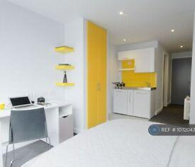 Studio flat in Luton, Luton, LU1 (#1072043)