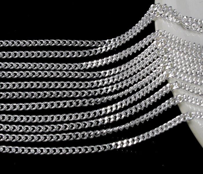 Rolo Curb Chain