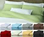 4 Piece Egyptian Comfort Bed Sheet Set