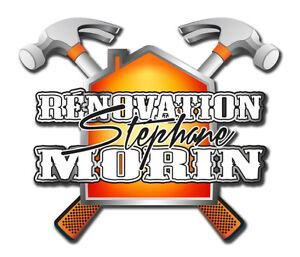 Rénovation Stéphane Morin 418-482-9990 Lac-Saint-Jean Saguenay-Lac-Saint-Jean image 1