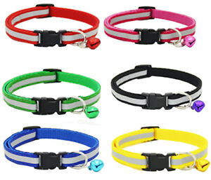 COLLIERS  AJUSTABLES POUR CHATS, CHATONS, CHIOTS