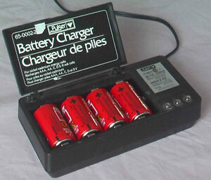 Battery Charger for household  rechargebele batteries West Island Greater Montréal image 4