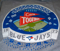 toronto blue jay come together tshirt