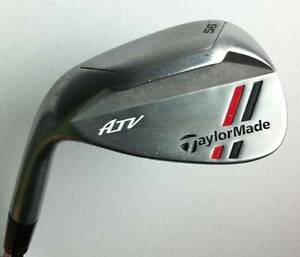TaylorMade Sand Wedge ATV TP 56* degrés GAUCHER KBS shaft