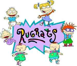 RUGRATS COMPLETE DVDs + ALL GROWN UP + ALL MOVIES + SPECIALS