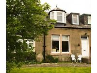 Immediate Entry - Spacious 4 bed house in central Carnoustie for rent £900 pcm.