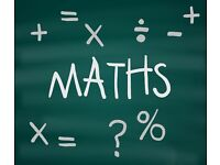 KS3/GCSE/A Level Maths tutor – £15 per hour (Greater Belfast/South Antrim area)