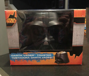 Star Wars Darth Vader Cool Wall oven Toaster new box