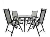 Charles Bentley garden furniture set