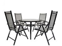 Charles Bentley garden furniture set