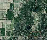 RURAL ACREAGE: 41.75 ACRES