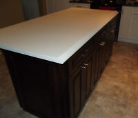 Custom Built Cabinets! Other Carpentry Services.