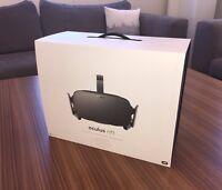Brand New Oculus Rift CV1