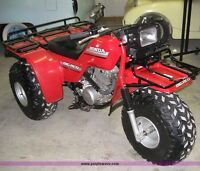 Looking for a three wheeler 200 or 250
