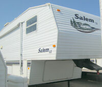 2003 SALEM 27' 5TH WHEEL