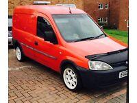 Modified Vauxhall combo van £450 ford Citroen Berlingo Peugeot