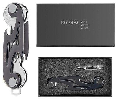 Smart Key Holder Best Pocket Organizer Keychain Case Lightweight Compact Design