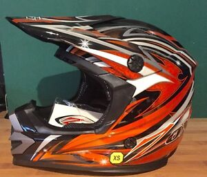 Casque NEUF motocross - scooter ZOX RUSH x-small