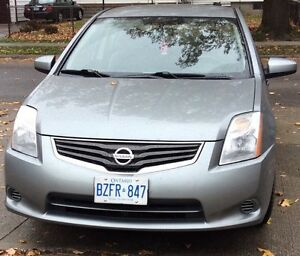 2010 Nissan Sentra 2.0 Sedan certified , E-tested .183040 km