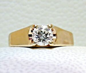SPECTACULAR Diamond Ring with Wedding Band Appraised at $6275