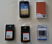 Accessoires NEUFS pour Samsung Galaxy Note 1 i717 i9220
