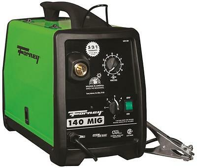 NEW FORNEY 309 120 VOLT 30 - 140 AMP HEAVY DUTY ELECTRIC MIG