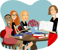 Love Reading?  Join Our Ladies Book Club