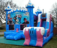 ♥ Ashlee's Bouncy Castles | Free Delivery | Brantford | TSSA