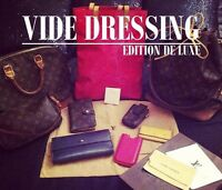 Vide Dressing Edition de LUXE