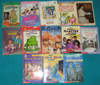 Assorted kids books with Animal Theme