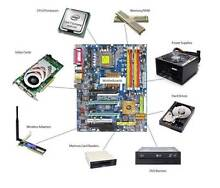 WANTED: New or Used Computer Parts Canley Heights Fairfield Area Preview