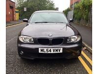 BMW 116I SPORT 2005 12 MONTHS MOT FULL HEATED LEATHER STARTS AND RUNS EXCELLENT