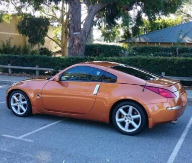 2004 Nissan 350Z Coupe Nollamara Stirling Area Preview
