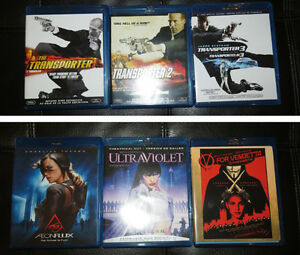 Collection de films Blu Ray / Blu ray movie collection West Island Greater Montréal image 5