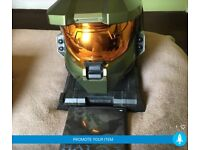 Halo 3 master chief helmet NO GAME INCLUDED