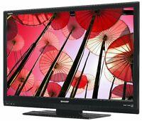 ##LED TV SHARP AQUOS TELEVISION DEL FULL HD## (NEUVE DE 1 AN)